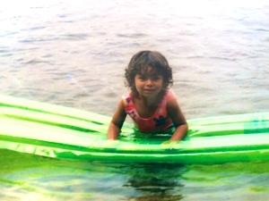 Justina, summer 2003